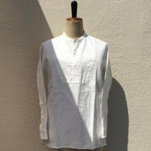 Django Atour / ANOTHERLINE / Antiqued Linen Shirt
