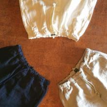 Django Atour / HEAVYLINEN EASY SHORTS