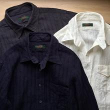 Django Atour / ANOTHERLINE / LINEN DRESS shirts