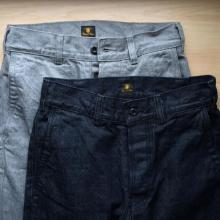 Django Atour / FACTORY DENIM PANTS 2015