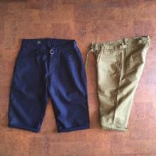 Django Atour / authentic made / DA TANKER SHORTS