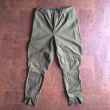 Dead stock / The former Soviet / Work pants