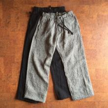 Django Atour / HEAVY LINEN EASY PANTS