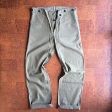 Vintage/DeadStock/70's East German/military pants