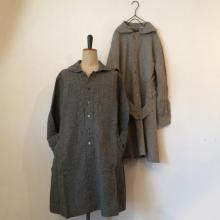 Django Atour / ANOTHERLINE / OIL-SHOP LINEN COAT