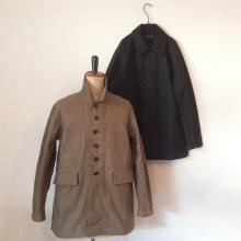 DjangoAtour/ANOTHERLINE/ANTIQUED HUNTING COVERALL