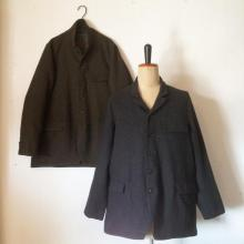 DjangoAtour / AL / CLASSIQUE FRENCH TWEED SACKCOAT