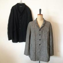 DjangoAtour/AL/IRISH-WORKER HEAVYLINEN TAILOR JKT