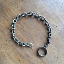 Vintage / 50's France / Pocket watch chain