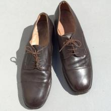Vintage / 60's / Italian Army Service Shoes
