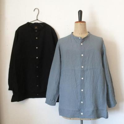 DjangoAtour/authentic made/DA BELGIUM-LINEN SHIRT