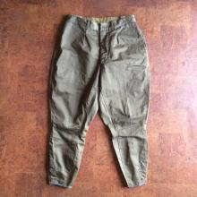 Deadstock /The former Soviet/ Jodhpur's pants