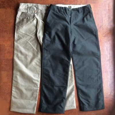 Django Atour / FRENCH FARMERS MOLESKIN PANTS