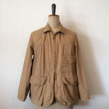 Vintage / 50's U.S.A. / Cotton Canvas Hunting JKT