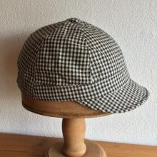 Django Atour / uk gingham cap