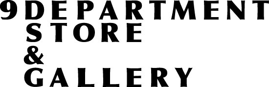 9DEPARTMENTSTORE&GALLERY/商品一覧ページ